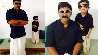 Nivin Pauly and son David Trend in Facebook In Premam Style | Hot Malayalam Cinema News