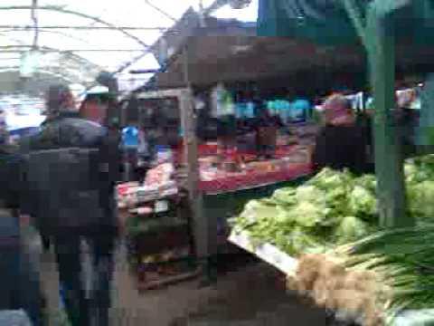 Fruit Market and Bazaar in Skopje, Macedonia 2013 3