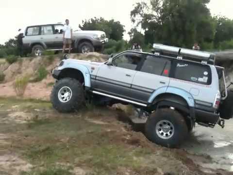 Toyota Fj40 For Sale >> Land Cruiser VX80 - YouTube