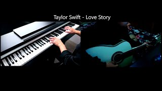 Taylor swift - love story (piano cover ...