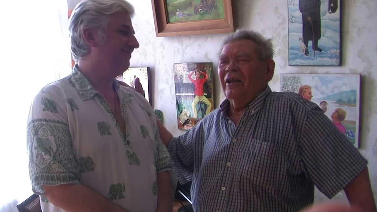 Учитель и ученик (А.Ф. Ведерников и С.Б.Москальков) - YouTube