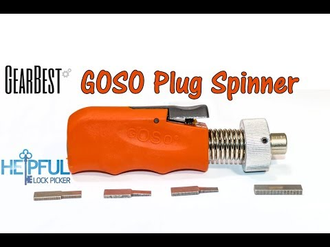 [186] Review And How To Use The GOSO Plug Spinner Sold By GearBest