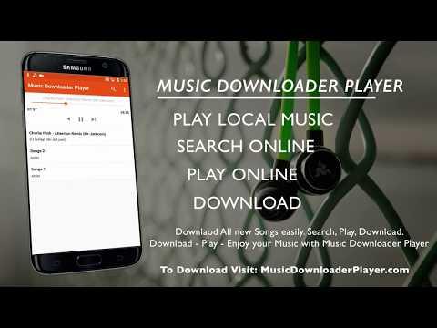 Mp3 Music Downloader Player
