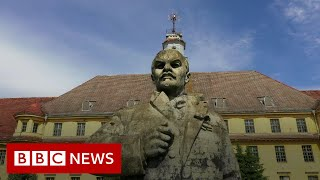 Inside the Soviet base the Cold War left behind - BBC News
