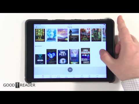 Review Of The Kobo Audiobook Player On The IPad