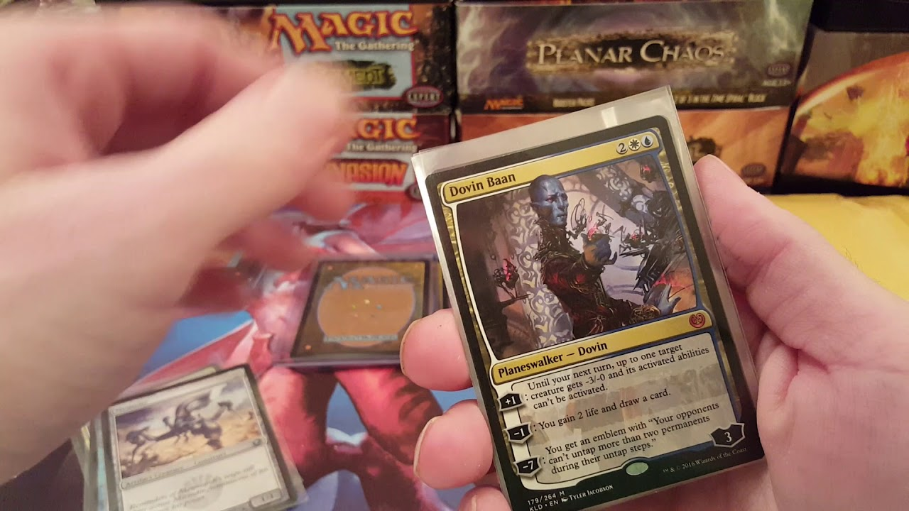 MTG Unscrewed P9 Repack Opening!!! What will we get???
