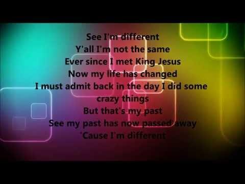 Tasha Page-Lockhart - Different (With Lyrics)