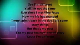 tasha page lockhart different with lyrics