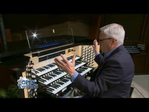 Allen Organ - Organ Demo