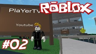 Roblox ▶ Game Development Tycoon - #02 - Game Studio - German Deutsch