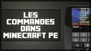 TUTO MCPE | Avoir les commandes dans Minecraft Pocket Edition [ ANDROID / FR ]