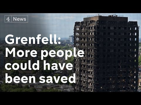 Grenfell inquiry report
