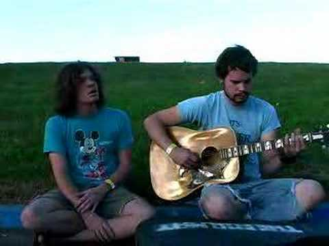 The Format - Faith in fast cars (acoustic)