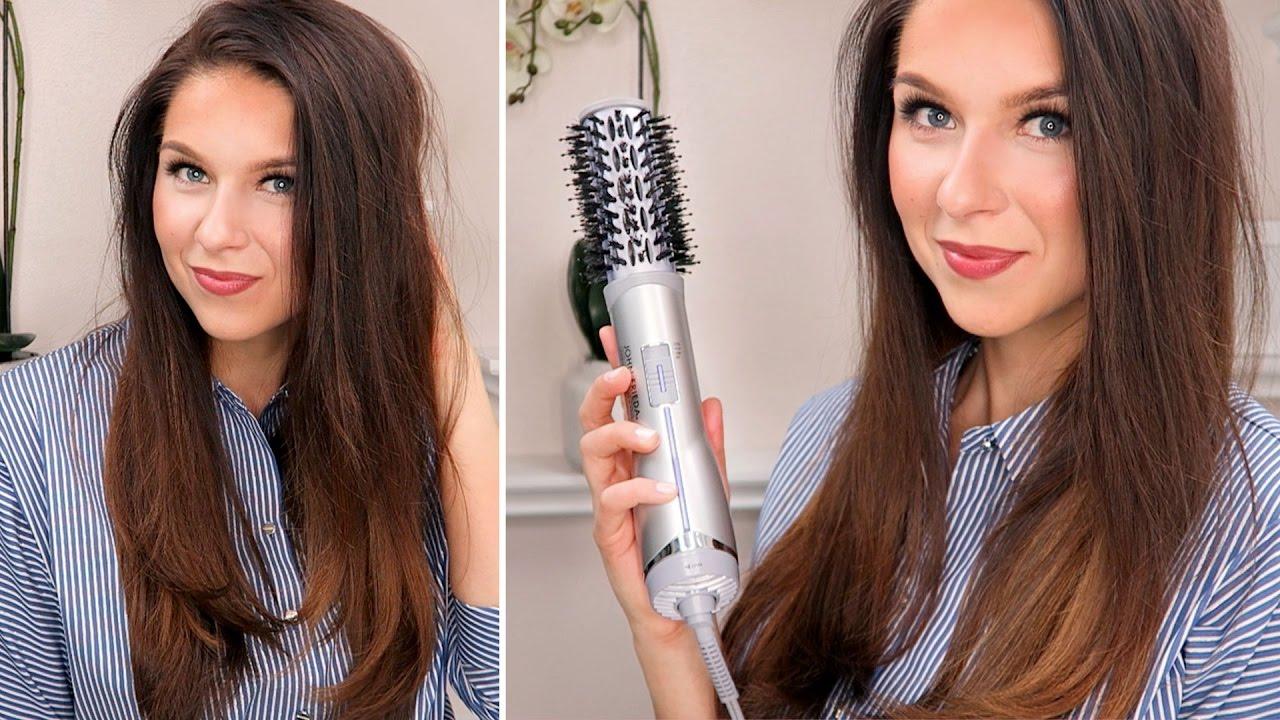 John Frieda Hair Lightening Spray! Before & After - YouTube
