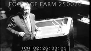 UN General Assembly, Khrushchev Speech, Philipine Delegate 250026-03.mp4