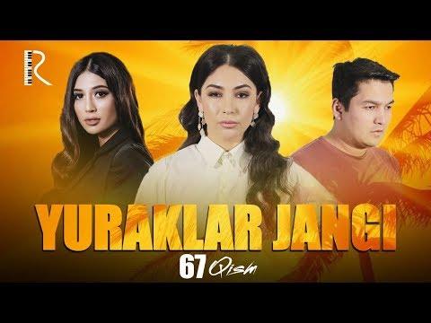 Yuraklar Jangi (o'zbek Serial) | Юраклар жанги (узбек сериал) 67-qism #UydaQoling