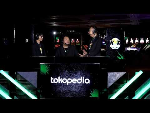 Tokopedia Battle of Friday 10 Agustus - Mobile Legends & Point Blank