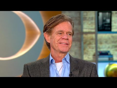 "William H. Macy on ""delicious"" role in ""Shameless"""