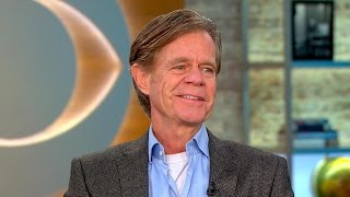 """William H. Macy on """"delicious"""" role in """"Shameless"""""""