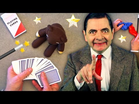 MAGIC Bean | Handy Bean | Mr Bean Official