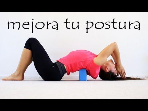 Yoga para mejorar la POSTURA  hombros 7e02f55a7ae4