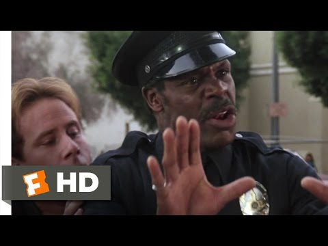 Lethal Weapon 3 (2/5) Movie CLIP - Scaring the Jaywalker (1992) HD Mp3