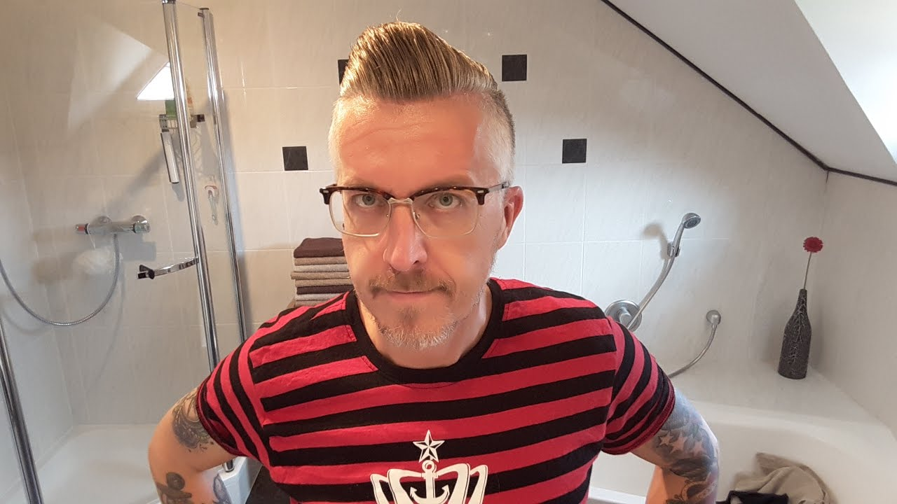 Rockabilly Tolle (Pompadour) in 12 Minutes