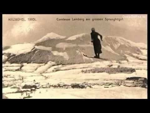 History of Ski jumping - Did you know in the 1900s women dressed as boys to compete?