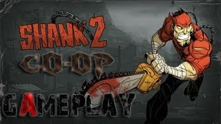 Shank 2 Co-Op Survival Gameplay (PC/HD)