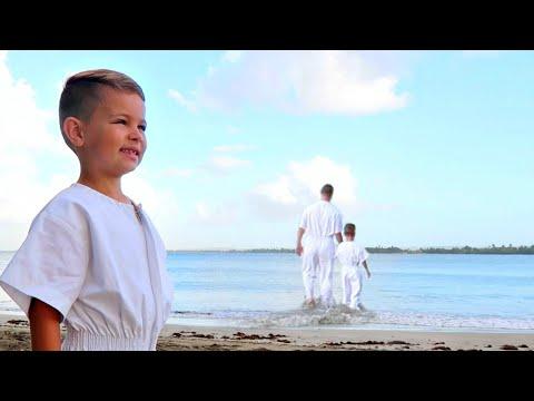 BAPTIZED at the BEACH!