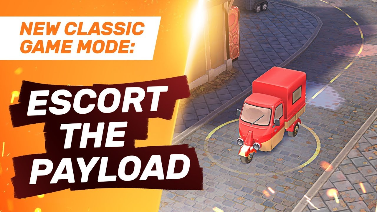 New Classic Game Mode - Escort The Payload - Guns of Boom