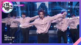 Download Burn The Floor - SUPER JUNIOR(슈퍼주니어) [뮤직뱅크/Music Bank]   KBS 210319 방송