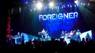 Foreigner - Waiting for a Girl Like You - Route 66 Casino Albs - 4.17.2015