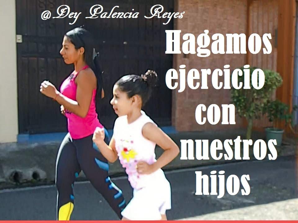 ejercicios para bajar de peso niña de 12 años