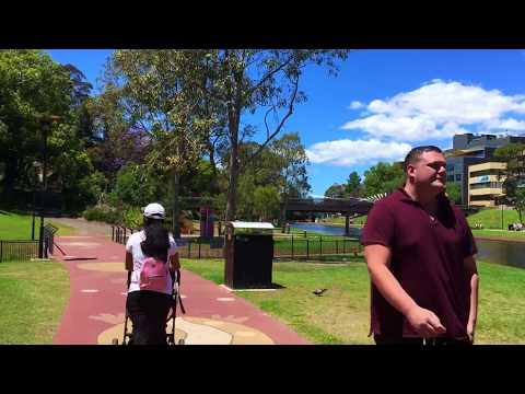 Zhiyun Smooth Q - iPhone 6s - Parramatta River walk