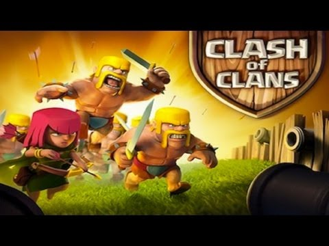 Clash of Clans Gameplay HD - For iPhone/iPod Touch/iPad