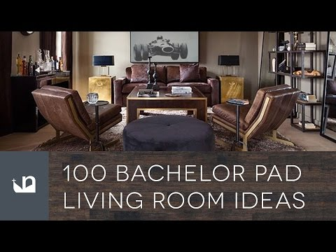 Bachelor Pad Living Room Ideas For Men