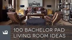 100 Bachelor Pad Living Room Ideas For Men