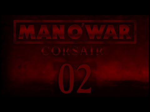 Man O' War: Corsair - Khorne E02 'Port Assault'
