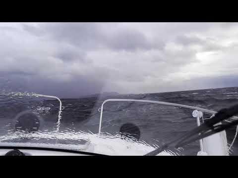 Merry Fisher 605 In 2,9 Meter Waves.