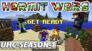 Hermit UHC S01 E01 What is This?!
