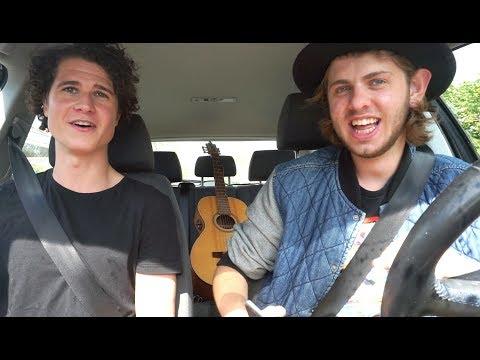 Carpool Karaoke (Vi synger Emoji, Ulla, Hellerup-dreng)