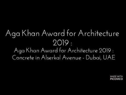 Concrete in Alserkal Avenue   Dubai, UAE – Aga Khan Award for Architecture 2019 Honoured :
