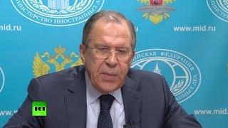 Сергей Лавров: США нарушают договор о ядерном оружии