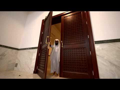 آداب المسجد