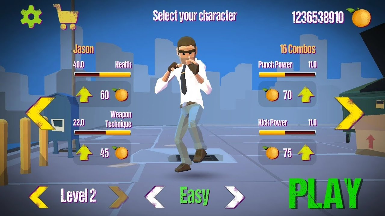 How To Hack City Fighter vs Street Gang With Lucky Patcher ... -