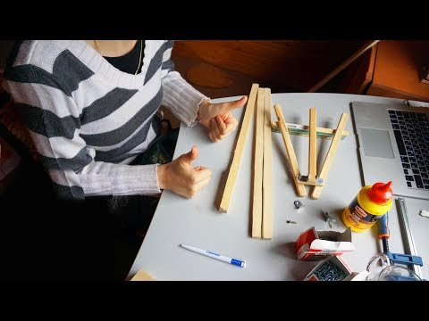 Разбудите в себе художника: 4 идеи изготовления мольберта своими руками