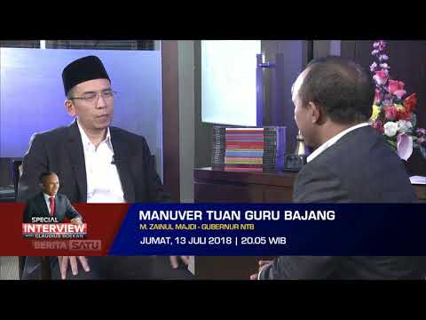 Special Interview With Claudius Boekan: Manuver Tuan Guru Bajang