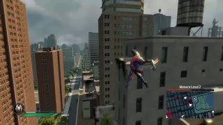 Amazing spiderman 2 role play