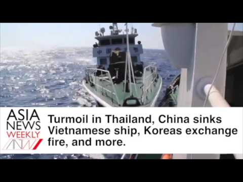 Thai coup updates & more - Asia News Weekly - May 30, 2014